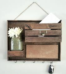 entryway mail organizer hanging entryway mail organizer entryway mail key wall organizer