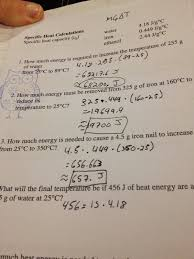 Latent Heat Worksheet Free Worksheets Library   Download and Print as well Specific Heat Calculations Worksheet Name  Chemistry 2 points moreover Specific Heat Capacity Problems by MadmisterK   Teaching Resources besides Stoichiometry worksheet answers    Gas Stoichiometry Worksheet as well Foothill High School moreover Chemistry Practice Problems  Heat and Specific Heat   YouTube besides Quiz   Worksheet   Calculating Specific Heat Capacity   Study moreover Calculating Specific Heat Worksheet Answers – deltasport info likewise Calculating Specific Heat Worksheet Answers – globaltrader co likewise ICP 12 11 12 Specific Heat Lab  Warmup 1 Calculate the energy in addition . on calculating specific heat worksheet answers