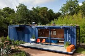 Diy Container Home Architecture Shipping Container Guest House Design Alongside