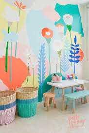 kids playroom furniture ideas. DIY Confessions . Colorful Playroom Just Check Out That Amazing Wall Mural. What Child Wouldn Kids Furniture Ideas I