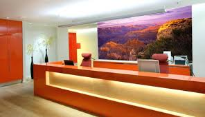 office wallpapers design. Marvellous Office Interior Wallpapers New Lighting Ideas Or Other Design Layout Wallpaper For Walls Online
