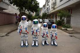 High Quality Child and adult <b>Space suit mascot costume</b> Astronaut ...