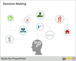 Using Decision Making Template to get a Stamp of Approval