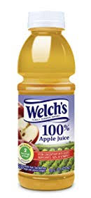welch s apple juice 16 oz pk of 12