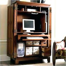 office armoire.  Armoire Home Office Armoire Elegant Hidden Modern  Workstation With Office Armoire E