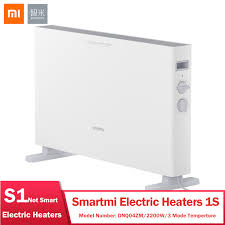Original Xiaomi <b>Mijia</b> Smartmi 3 Mode Electric <b>Heaters</b> 1S for Home ...
