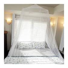 Tedderfield Premium Mosquito Net for King and California King Size Beds; Conical Screen Netting; Spacious Canopy Extra Wide Extra Long; Indoor Outdoor ...