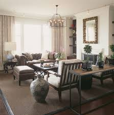 chesterfield sofa decorating ideas family room contemporary with neutral colors natural rug chesterfield sofa
