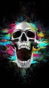 Horror Skull Wallpaper - KoLPaPer ...