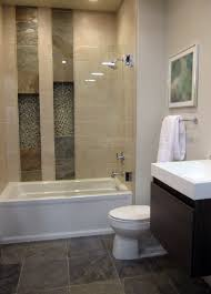 All In One Bathroom Slate Glass And Travertine Tile All In One Shower Thetileshop