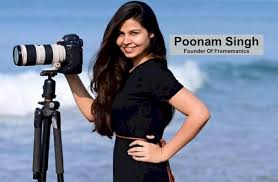 Sizzling & Captivating Poonam Singh Built a Special Empire For Herself In  Male-Dominated Photography Field – Exclusive Interview - VTVINDIA - Inspire  - Innovate - Ignite