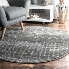 round gray rug geometric beads dark grey round rug 5 round light gray rug 9x12