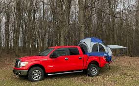 Camping in a Pickup Bed: Yes, it's Possible | Napier Outdoors