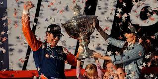 Resultado de imagen para Scott Dixon pentacampeón de Indycar