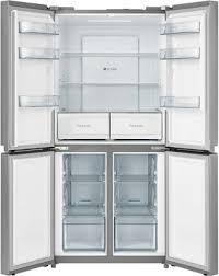 <b>Холодильник DON R 544 NG</b> нержавеющая сталь 544л (Side by ...