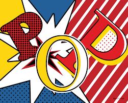 Pop Art Design Ideas Right At Home Pop Art Packs Decor Punch The Daily Gazette