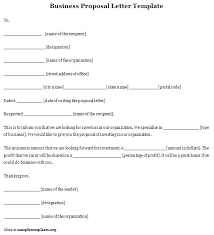 Sample Offer Letter For House Business Letter Proposal Letter Sample ...