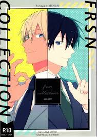 USED) [Boys Love (Yaoi) : R18] Doujinshi - Meitantei Conan / Amuro Tooru x  Kudou Shinichi (FRSN COLLECTION *再録) / -23℃