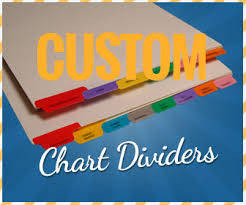 Chart Dividers For Medical Records Medical File Folders Chart Dividers Filing Supplies
