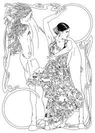 Small Picture 159 best dancers to color images on Pinterest Coloring books