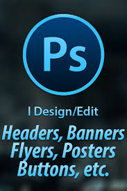 Design Edit Any Graphics Headers Banners Flyers Posters Web