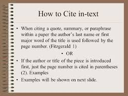 How To Cite A Quote From A Person Custom Why Do You Need To Cite Avoids Plagiarism Gives Credit To The