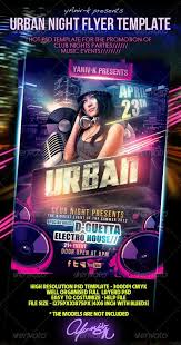 club flyer templates top 10 best urban party psd flyer templates