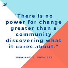 Quotes About Community Mesmerizing Quotes About The Power Of Community Ellevate