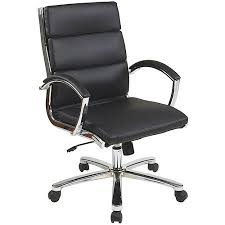 wal mart office chair. office star midback executive fauxleather chair walmartcom wal mart