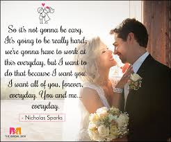 Marriage Love Quotes Extraordinary 48 Love Marriage Quotes To Make Your DDay Special