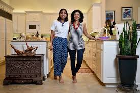 Inside the 'Indian(-ish)' Dallas kitchen of the mother and daughter behind  the celebrated cookbook