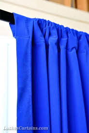 royal blue velvet curtains 6 ft high flocked velvet curtains w rod pocket top royal velvet