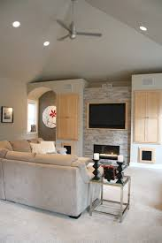 living room fireplace builtin cabinet detail tv modernliving living room built ins tv i19 room