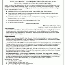 Sales Representative Resume Example Sales Representative Resume Sample Inside Manager Examples Pr Sevte 18
