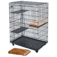 <b>MidWest клетка</b> для кошек <b>Cat Playpens</b> 90х59х121h см - vetsovet ...
