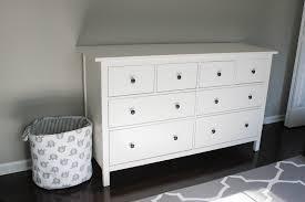 hemnes ikea furniture. Nursery Progress + IKEA Hemnes Dresser Ikea Furniture O