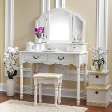 makeup table bed bath and beyond vanity desk with mirror and drawers makeup dressing table with lights