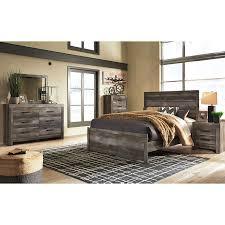 ashley wynnlow b440 8 piece bedroom set