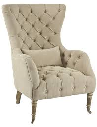 Our most comfortable chair yet, the clean lines of this sleek wingback are  balanced with