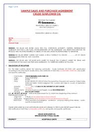 Export Agreement Sample 24eng Draft Contract 14