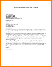 Example Teacher Cover Letters Charming Special Education Teacher Cover Letter To Create