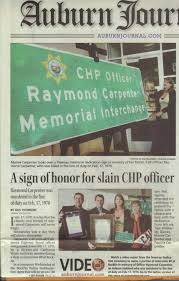 CHP Trooper Ray Carpenter Story