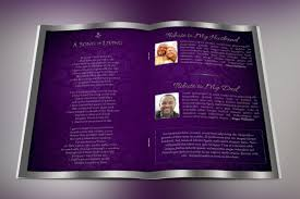 Child Funeral Program Template Lavender Dignity Funeral Program Template By Godserv Designs 22