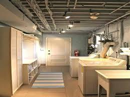 Finish Basement Design Impressive Finished Basement Lighting Adrianogrillo