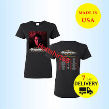 Atmosphere Shirt Concert Tour Dates 2019 T Shirt Full Size