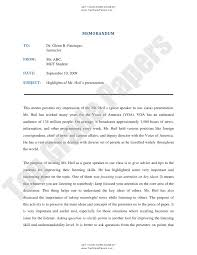 memorandum writing how to write memo academic assignment to