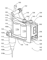 Tattoo power supply wiring diagram unique car wiring diagram for tattoo gun patent us retrofit