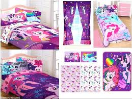 my little pony bed set kids girls my little pony bedding bed in a bag comforter set pretty ponies my little pony bed set queen size