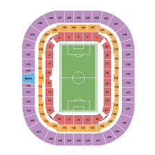 Town Toyota Seating Chart Buy Soccer Tickets Front Row Seats