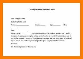 Sample Doctors Note For Surgery 5 Dentist Excuse Note Grittrader